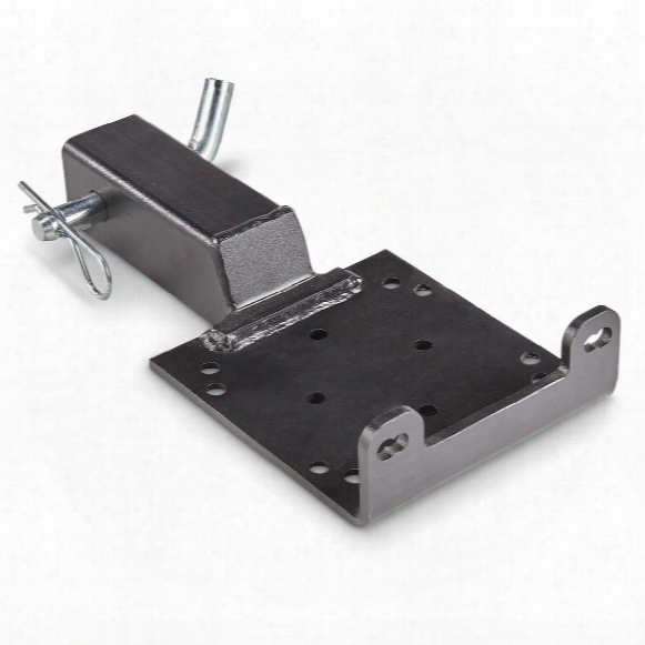 "Guide Gear 2"" Receiver Universal Winch Mount, 3500 Lbs."
