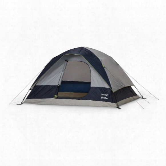 Guide Gear 6-person Speed Up Dome Tent, 10' X 9'