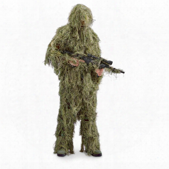 Guide Gear  Men's 5- Piece Full Body Ghillie Suit