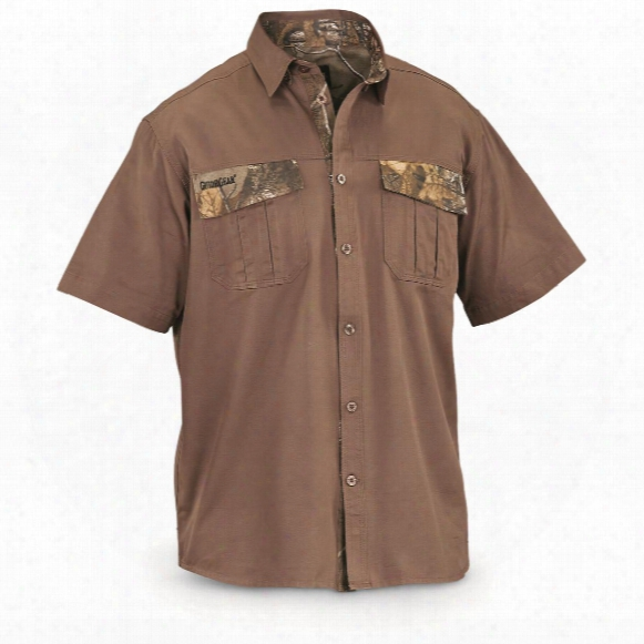 Guide Gear Men's Big Sky Short Sleeve Shirt