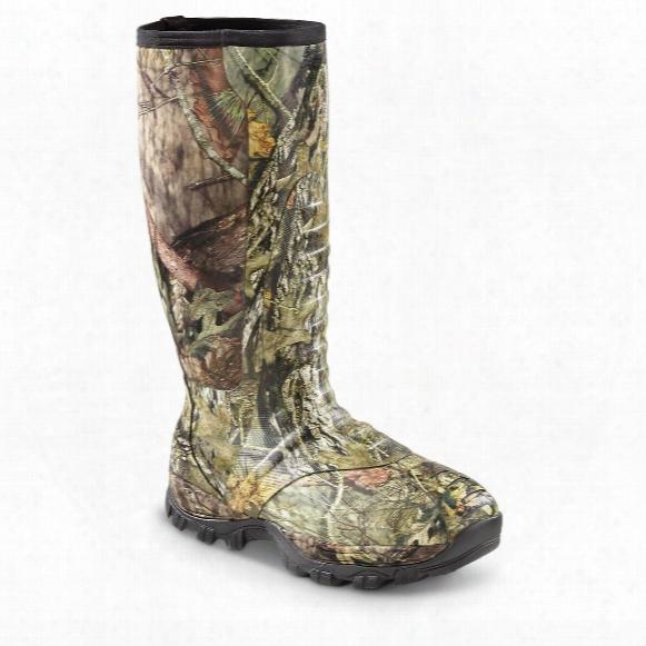 Guide Gear Men's Wood Creek Rubber Hunting Boots, Waterproof