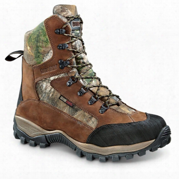Guide Gear Men's Sentry 1,200 Gram Waterproof Hunting Boots