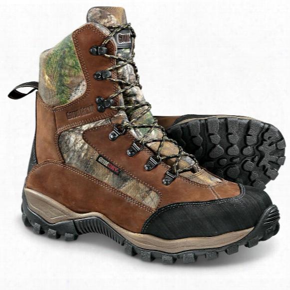 Guide Gear Men's Sentry 2,000 Gram Waterproof Hunting Boots