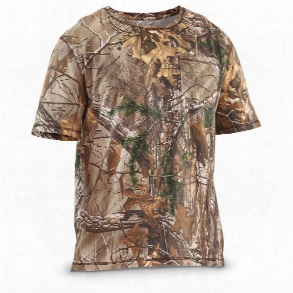 Guide Gear Men's Short Sleeve Camo T-shirt