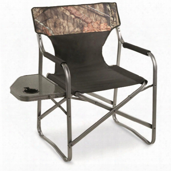 Guide Gear Mossy Oak Break-up Country Oversized Chair, 500-lb. Capacity