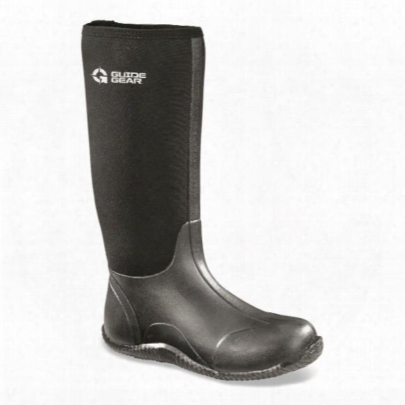 Guide Gear Women's High Bogger Rubber Boots