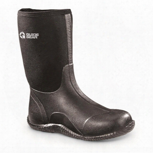 Guide Gear Women's Mid Bogger Rubber Boots