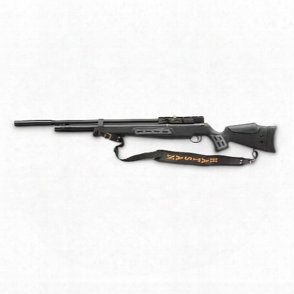 "Hatsan Carnivore Big Bore Pcp Bolt-action Air Rifle, .35 Caliber, 23"" Barrel, 12 Rounds"