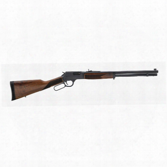 "Henry Big Boy Steel, Lever Action, .44 Magnum / .44 Special, 20"" Barrel, 10+1 Rounds"