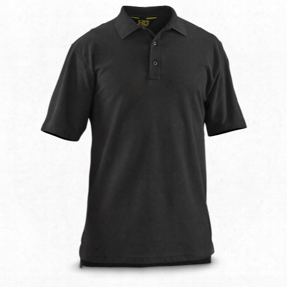 Hq Issue Men's Short-sleeve Tactical Polo Shirt