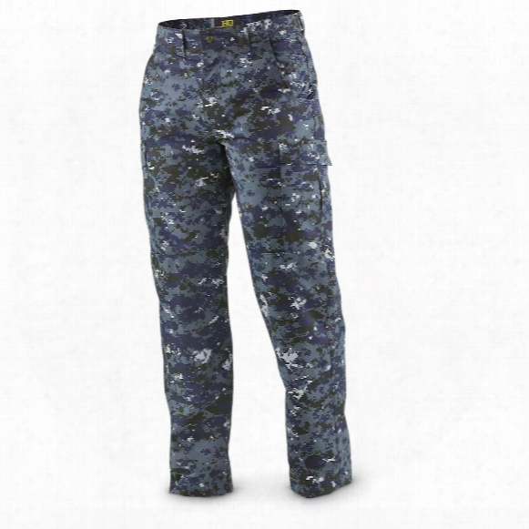 Hq Issue Men's Ripstop Tactical Cargo Pants