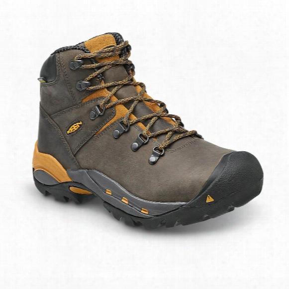 Keen Utility Men's Cleveland Waterproof Work Boots