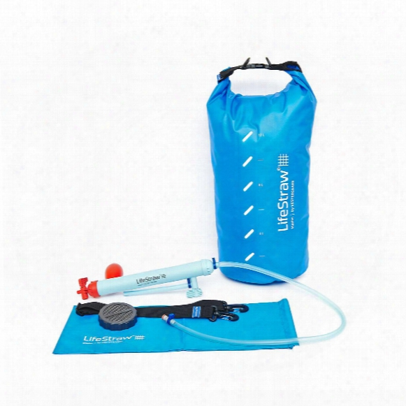 Lifestraw Mission 12-liter Gravity-fed Water Purifier