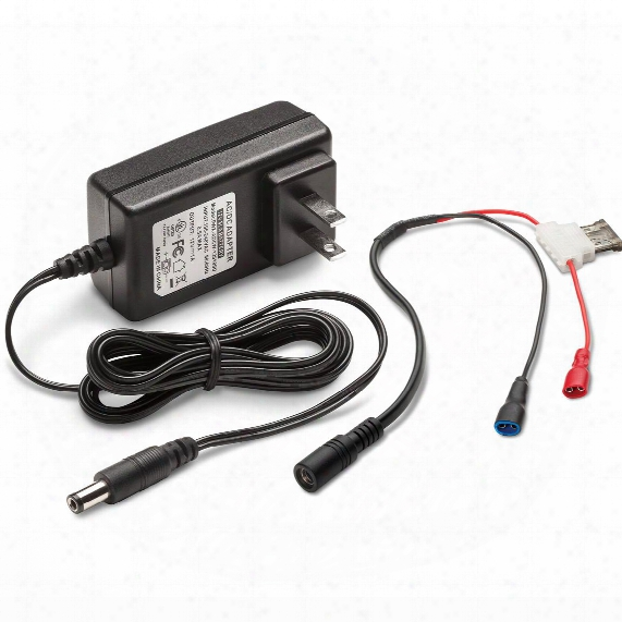 Marcum Battery Charger For Showdown Sonar Systems, Msc