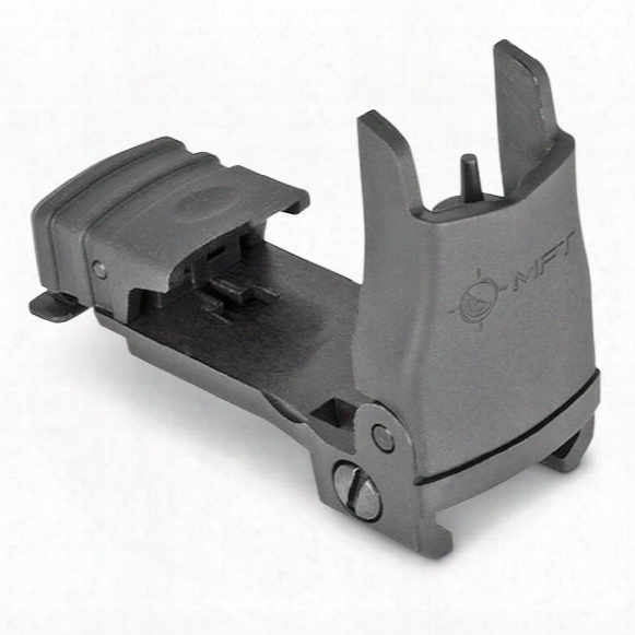 Mission First Tactical Flip-up Front Sight, 1/4 Moa, Ar-15