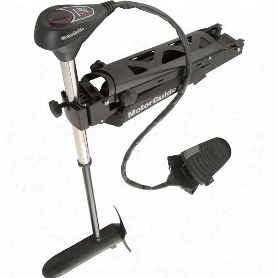 "Motorguide X5-105fw  Bow-mount Trolling Motor / Vrs, 36v, 60"" Shaft"