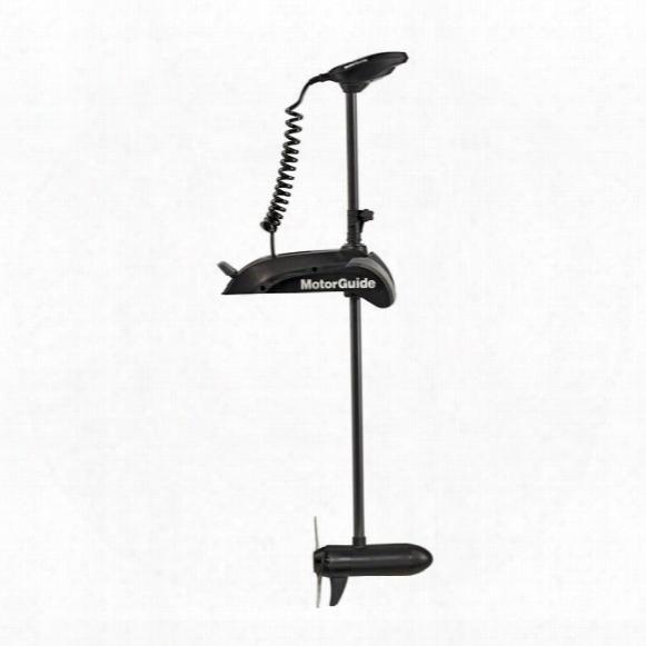 Motorguide Xi5-105fw Wireless Pedal Bow-mount Trolling Motor / Gps Remote