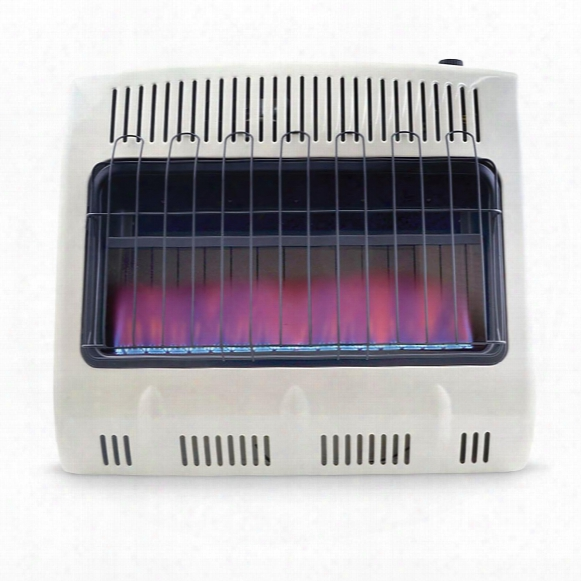 Mr. Heater Vent-free Blue Flame Natural Gas Heater, 30,000 Btus