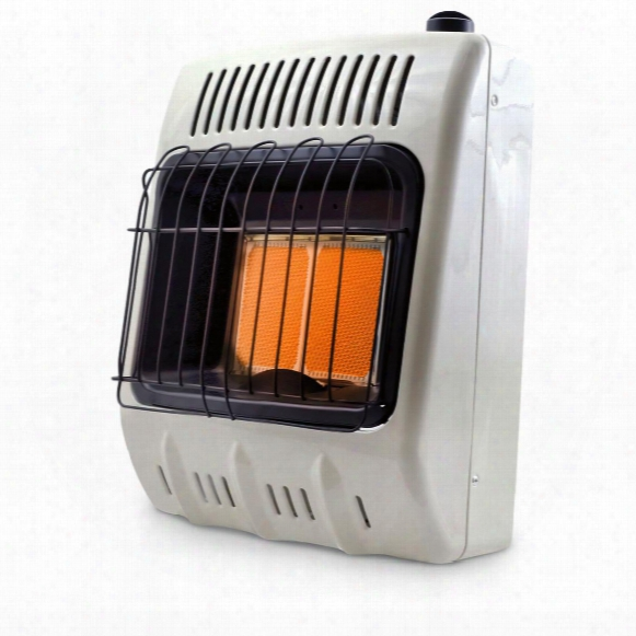 Mr. Heater Vent-free Radiant Propane Heater, 10,000 Btu