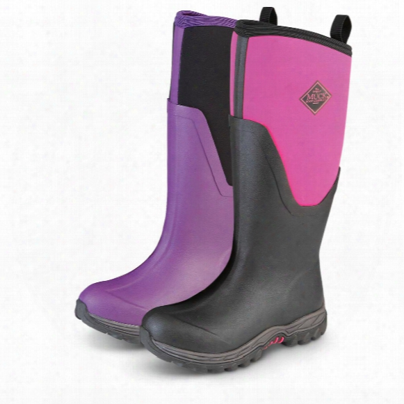 Muck Women's Arctic Sport Ii Tall Waterproof Insulated Boots