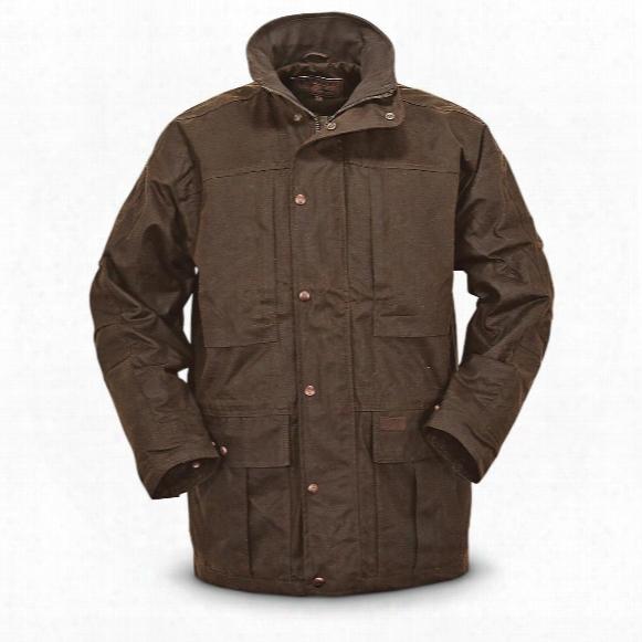 Outback Trading Deer Hunter Waterproof Oilskin Jacket