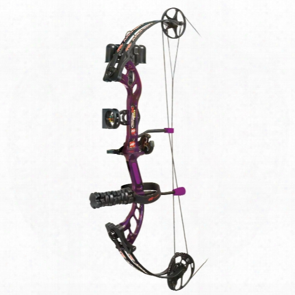 Pse Stinger X Stiletto Ready To Shoot Compound Bow