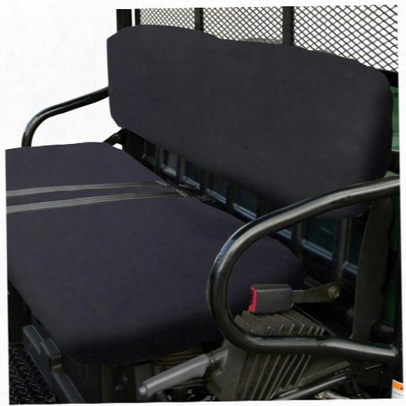 Quad Gear Utv Bench Seat Cover, Polaris Ranger 2002 - 2008 Series