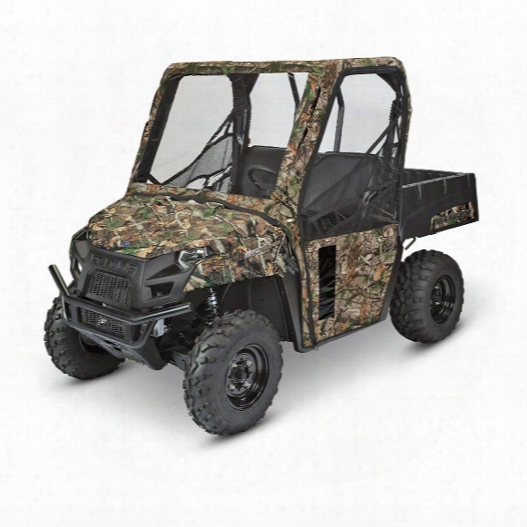 Quad Gear Utv Cab Enclosure, Kawasaki Mule 4000 Series