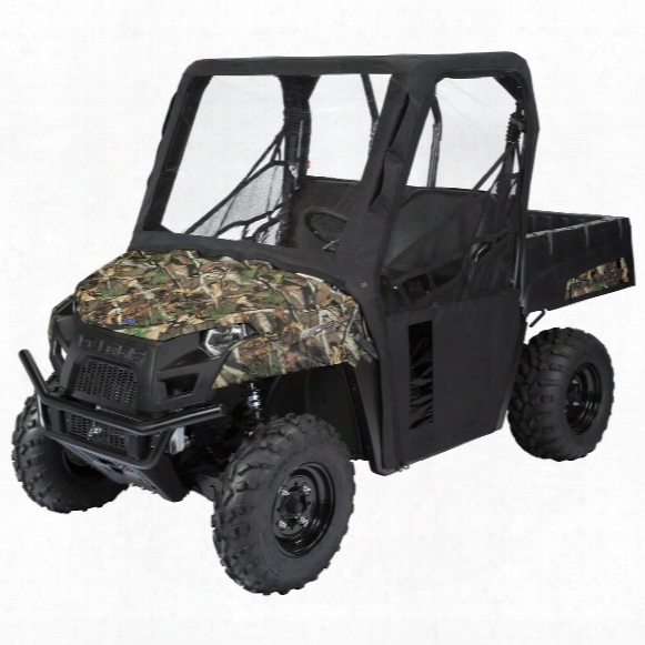 Quad Gear Utv Cab Enclosure, Polaris Ranger Mid-size 400, 500, 800 Series