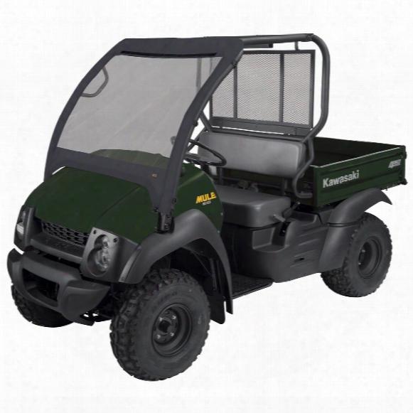 Quad Gear Utv Front Windshield, Kawasaki Mule 4000 Series
