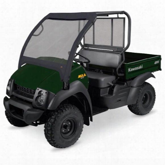 Quad Gear Utv Front Windshield, Kawasaki Mule 600 Series