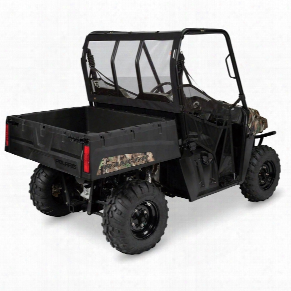 Quad Gear Utv Rear Window For Polaris Ranger 900 Series