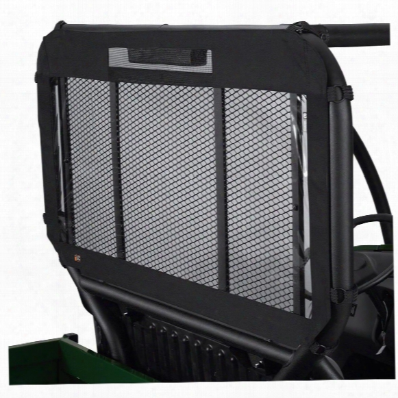 Quad Gear Utv Rear Window, Kawasaki Mule 600 Series