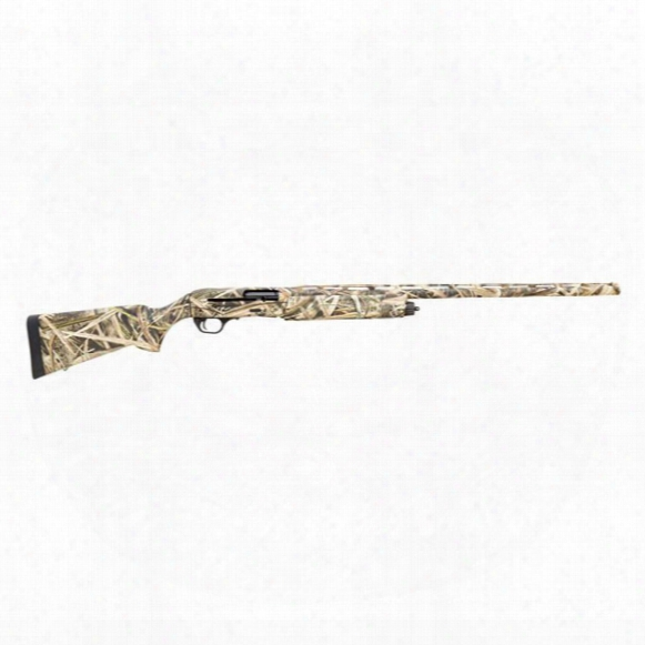 "Remington V3 Field Sport Synthetic Camo, Semi-automatic, 12 Gauge, 28"" Barrel, 3+1 Rounds"
