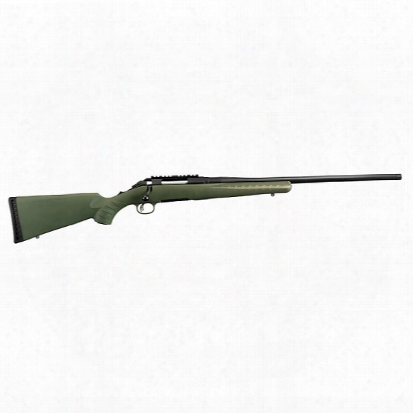 "Ruger American Rifle Predator, Bolt Action, .243 Winchester, 22"" Barrel, 4+1 Rounds"
