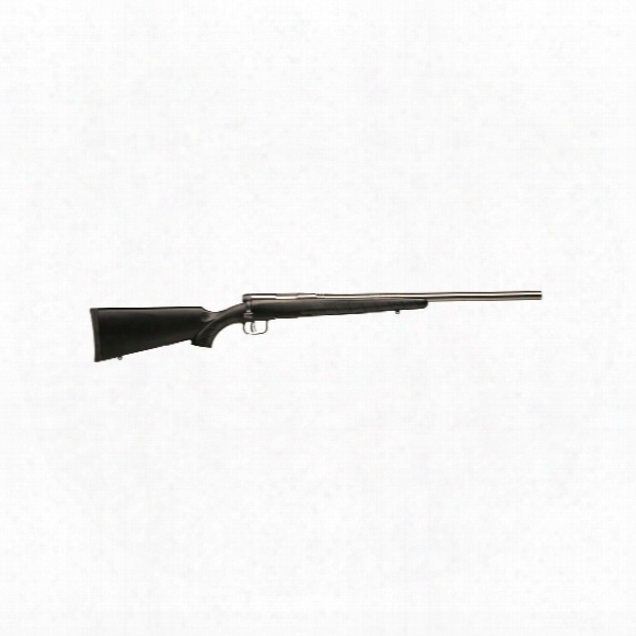 "Savage B.magnum, Bolt Action, .17 Wsm, Rimfire, 22"" Barrel, 8+1 Rounds"