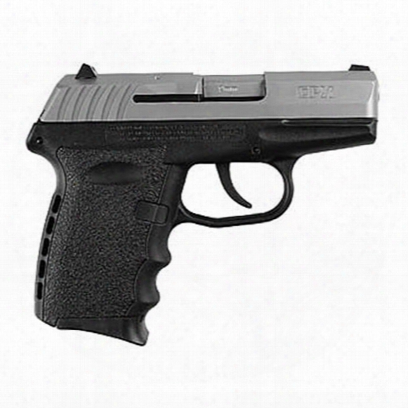 """Sccy Cpx-2, Semi-automatic, 9mm, 3.1"""" Barrel, 10+1 Rounds"""