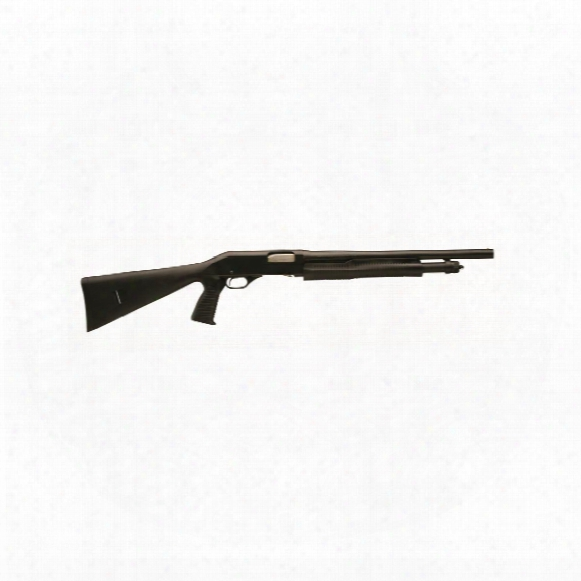 "Stevens 320 Certainty, Pump Action, 20 Gauge, 18.5"" Barrel, 5+1 Rounds"