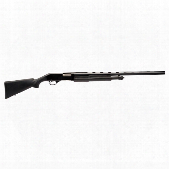 "Stevens Youth 320 Field Grade, Pump Action, 20 Gauge, 22"" Barrel, 5+1 Rounds"