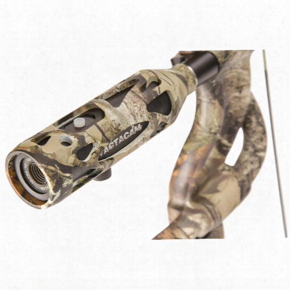 Tactacam 2.0 Bow-mount Hd Video Camera With Camo Stabilizer