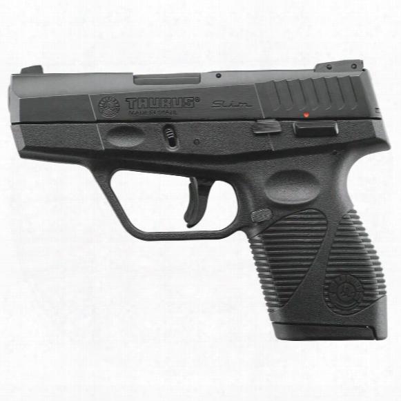 Taurus 740 Slim, Semi-automatic, .40 Smith & Wesson, 6+1