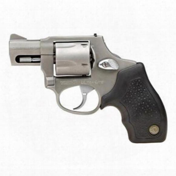 Taurus M380, Revolver, .380 Acp, 2380129ul, 725327610236, Matte Stainless Steel Finish