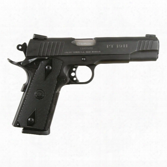 "Taurus Pt1911, Semi-automatic, .45 Acp, 5"" Barrel, 8+1"