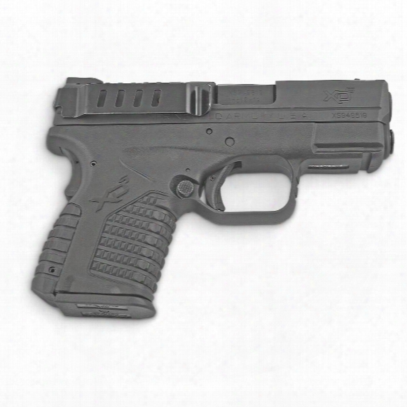 Techna Clip Gun Belt Clip, Springfield Xds, Right Side