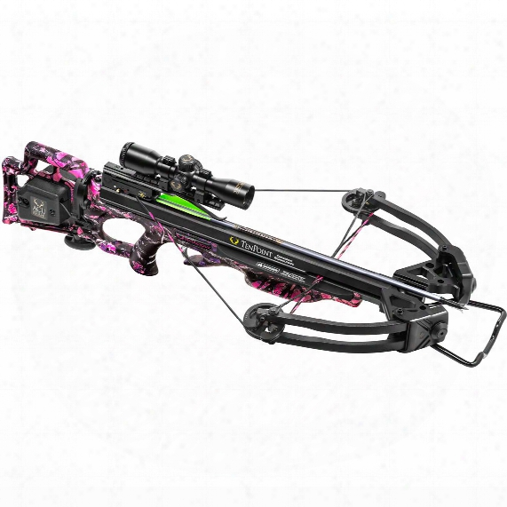 Tenpoint Lady Shadow Crossbow Package With Acudraw