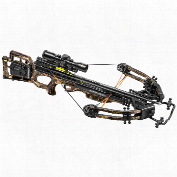 Tenpoint Stealth Fx4 Crossbow Package With Acudraw 50
