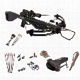 Parker Bows BlackHawk Perfect Storm Crossbow Package with 3x32mm Scope