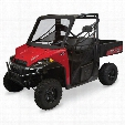 Quad Gear UTV Front Windshield, Polaris Ranger 900 Series