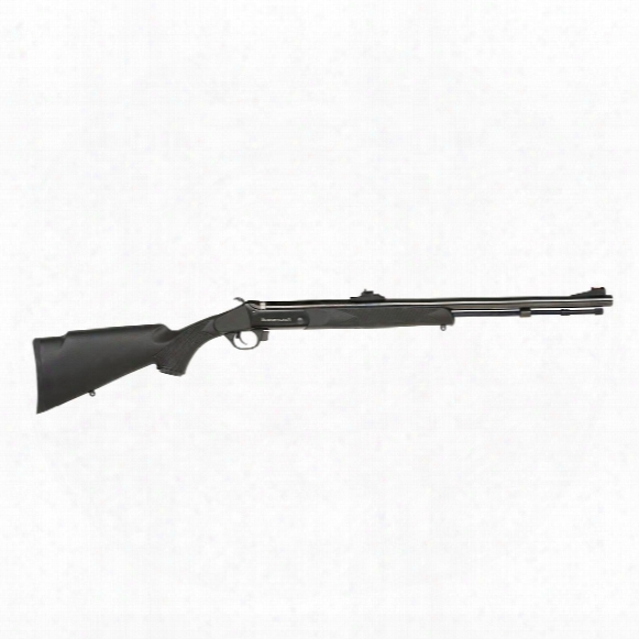 Traditions Buckstalker Muzzleloader, .50 Cal., R72003540, Blued / Black