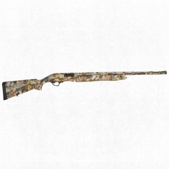 "Tristar  Youth Cobra Field Vista Camo, Pump Action, 20 Gauge, 24"" Barrel, 5+1 Rounds"